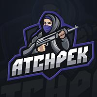 Логотип CSGO: ATCHPEK