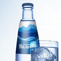 Дизайн бутылки: Нальчик