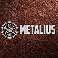 Лого: Metalius