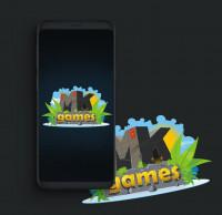 Логотип: MK Game