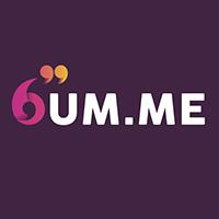 Логотип: 6um.me