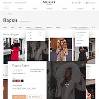 Интернет-магазин: MCKAY.RU (ladies wear)