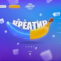 Дизайн сайта: Juicy-ART v4