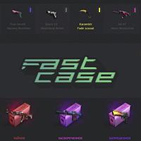 Дизайн сайта кейсов: FastCase