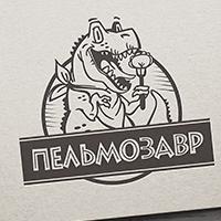 Лого: ПЕЛЬМЕНОЗАВР