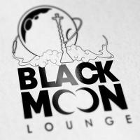Логотип: BLACK MOON Lounge cafe