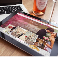 Landing page: Организация свадеб (в разработке)