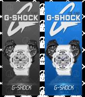 Ава ВК: G-Shock