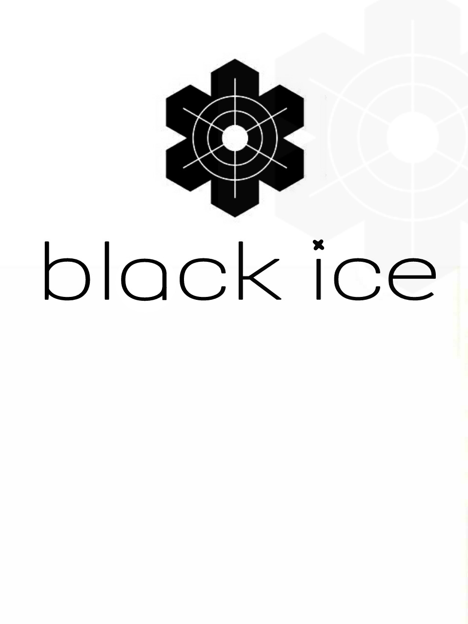 """Логотип + Фирменный стиль для компании """"BLACK ICE"""" фото f_7315712893ccbfd9.jpg"""