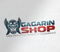 Лого Гагарин Шоп