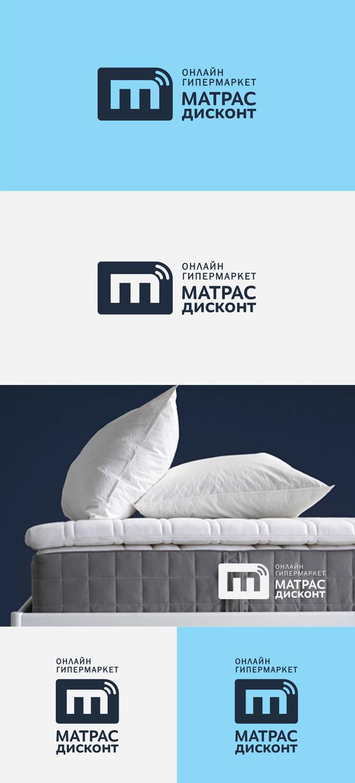 Логотип для ИМ матрасов фото f_0185c8bdad460813.jpg