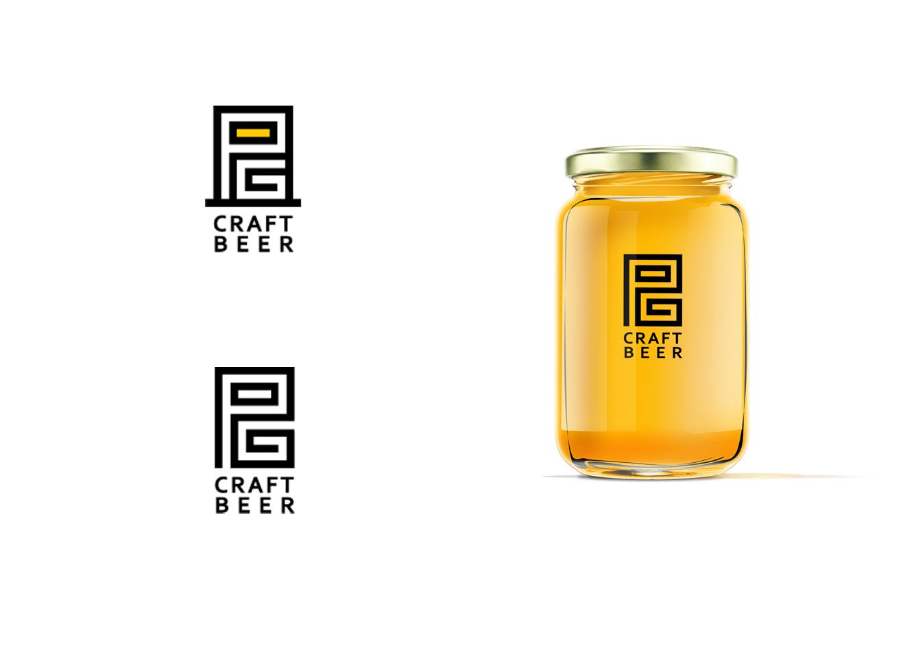 Логотип для Крафтовой Пивоварни фото f_4465cb069bfb4a07.jpg