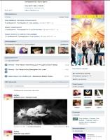 Лик Добра - Развитие группы вконтакте
