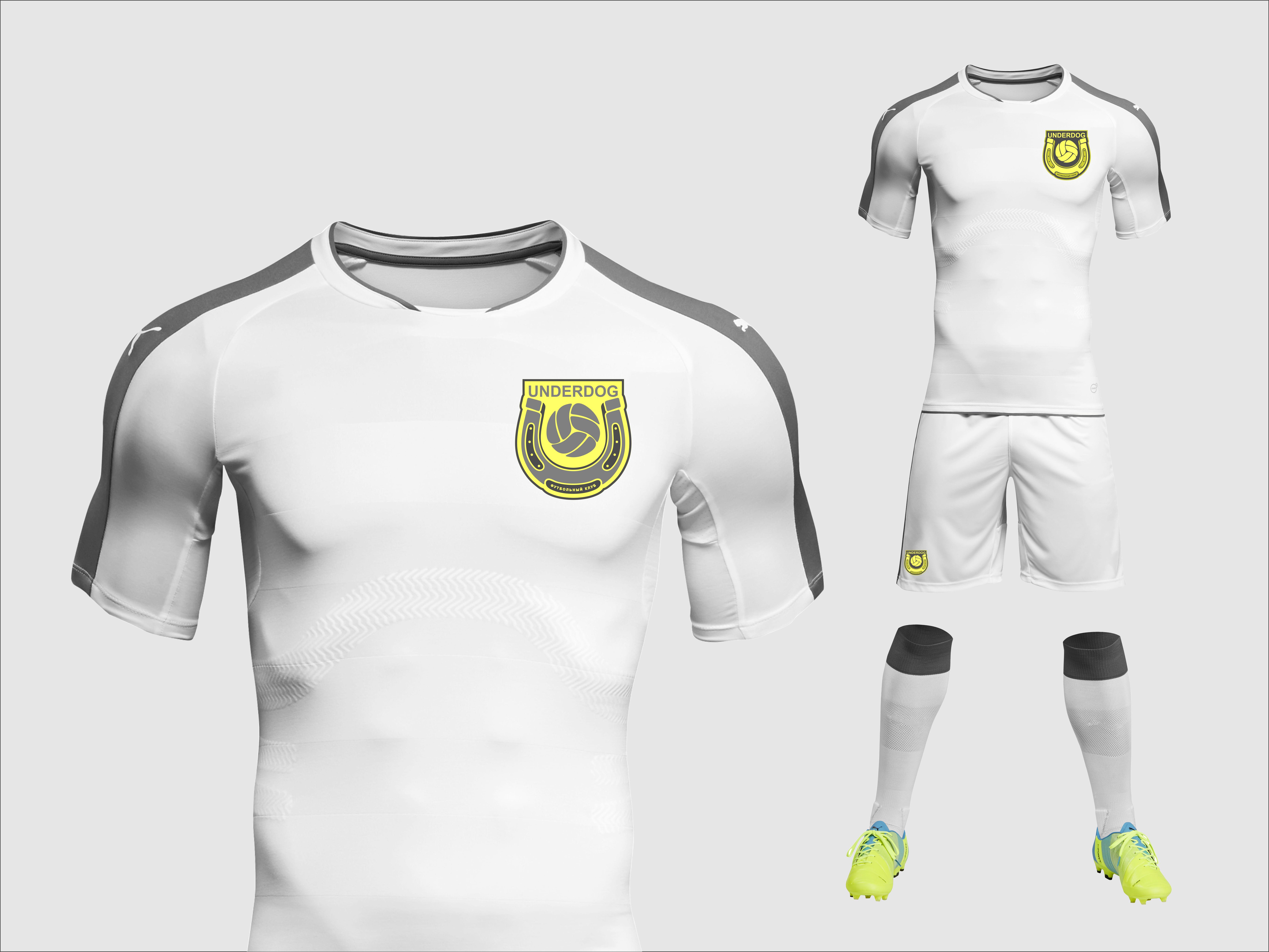 Футбольный клуб UNDERDOG - разработать фирстиль и бренд-бук фото f_4755cb0e84fedf86.jpg