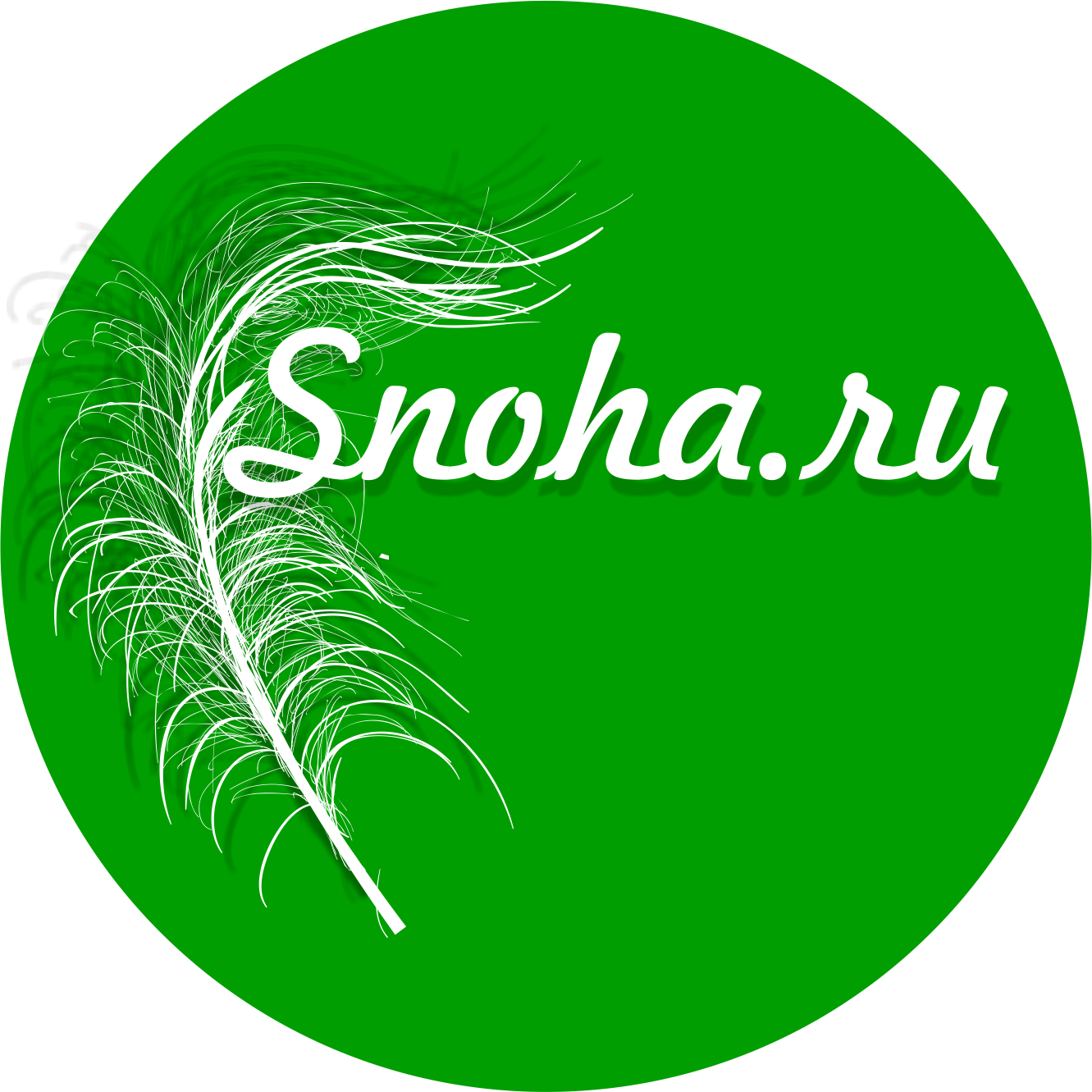 Логотип клининговой компании, сайт snoha.ru фото f_36554a96e954560b.png