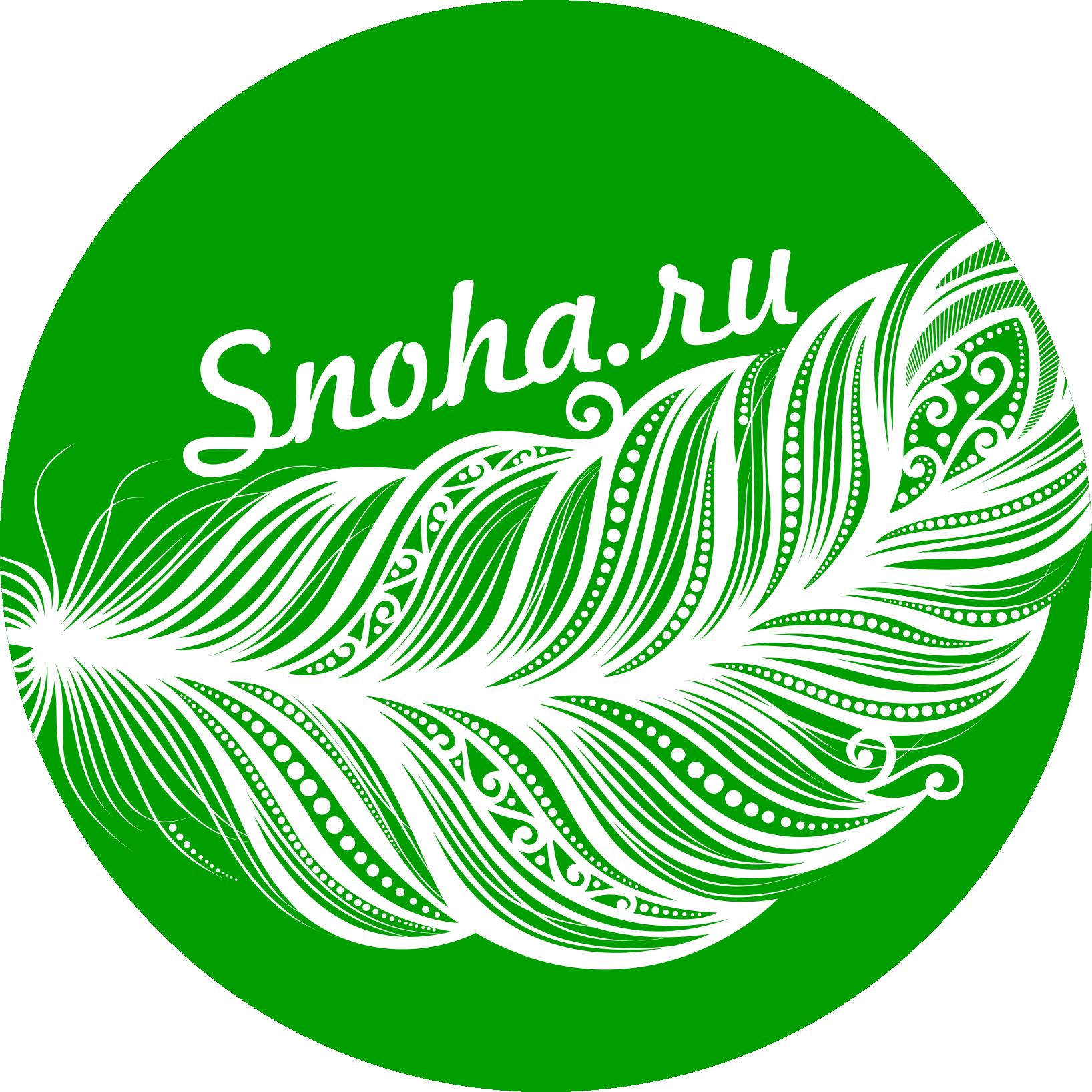 Логотип клининговой компании, сайт snoha.ru фото f_95654a96f34e8f3b.png