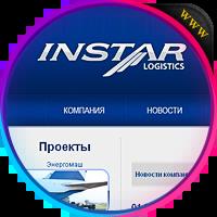 "Сайт компании ""Instar"""