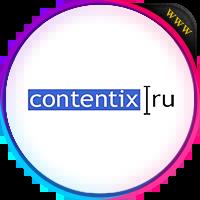 "Разработка сайта компании ""Contentix"""