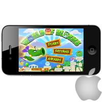 """Разработка игры """"Big Block Battle"""" под iOS"""