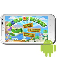 """Разработка игры """"Big Block Battle"""" под Android"""