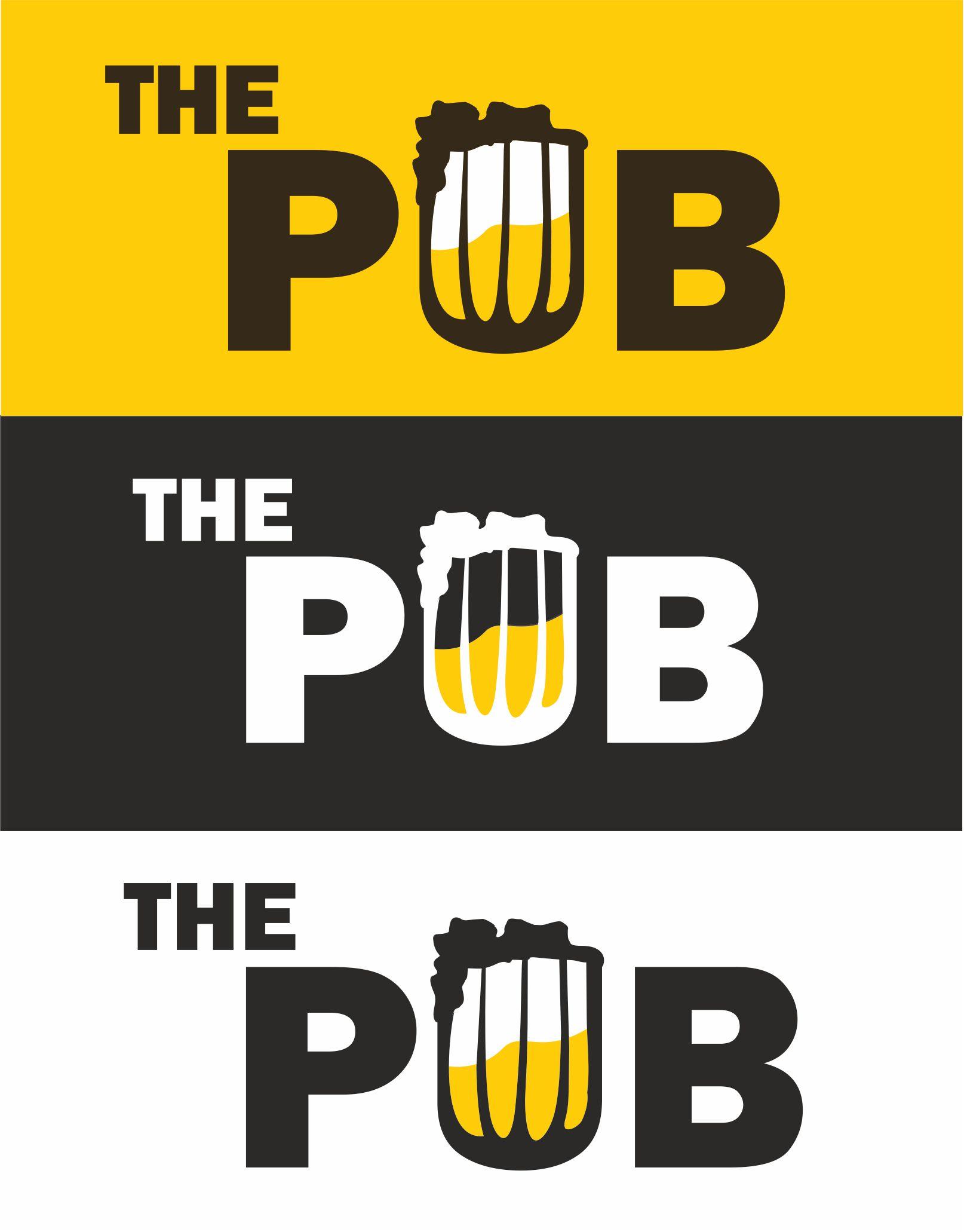 "Разработка логотипа торговой марки ""THEPUB"" фото f_79651f8297735eb4.jpg"