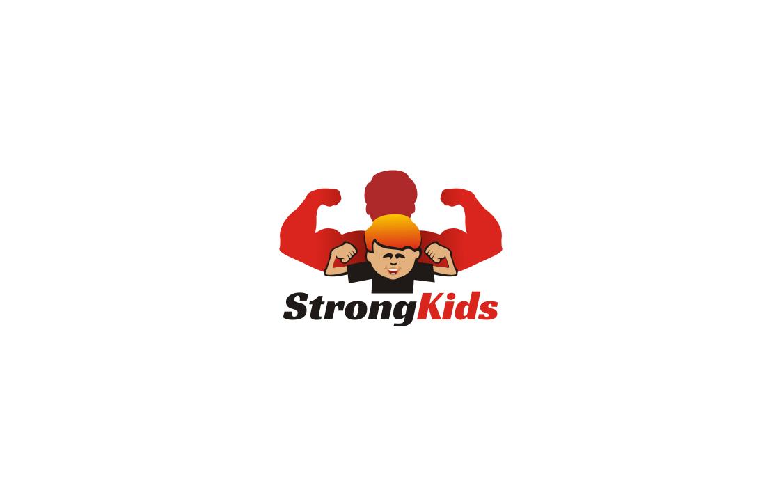 Логотип для Детского Интернет Магазина StrongKids фото f_0085c631fc849af5.jpg