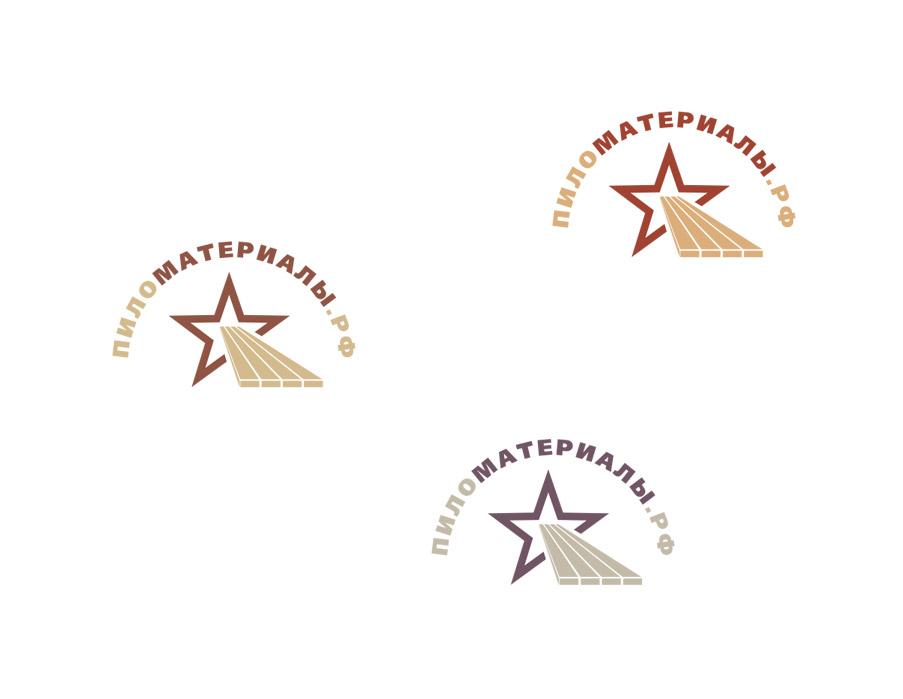 """Создание логотипа и фирменного стиля """"Пиломатериалы.РФ"""" фото f_239530abc7802a51.jpg"""