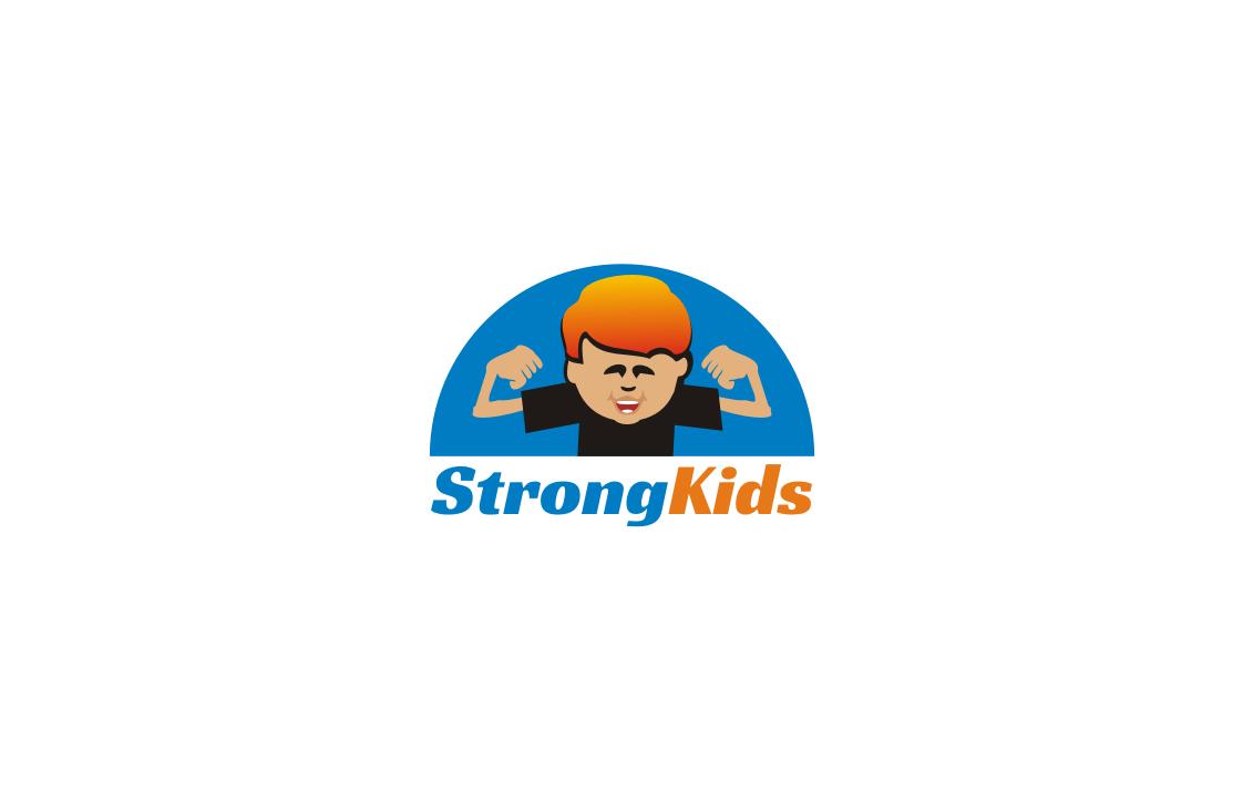 Логотип для Детского Интернет Магазина StrongKids фото f_3285c631fce19c69.jpg