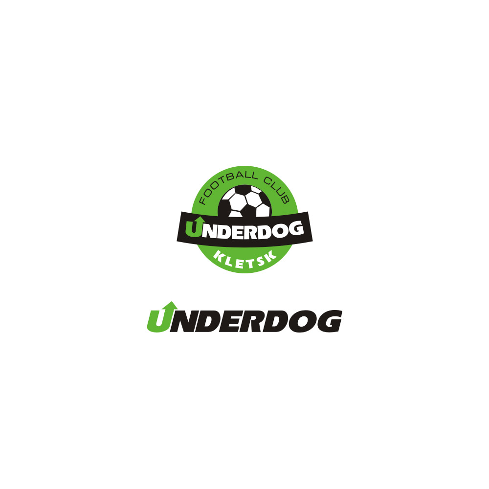 Футбольный клуб UNDERDOG - разработать фирстиль и бренд-бук фото f_7545cb3748904514.jpg
