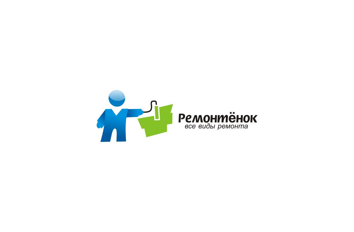 Ремонтёнок: логотип + брэндбук + фирменный стиль фото f_7925958bb2035057.jpg