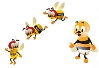 Пчелки за работу!
