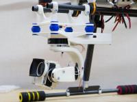 Проектирование стабилизатора Гопро камеры для коптера.