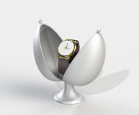 Яйцо - упаковка для часов.
