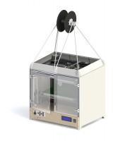 3D принтер в сборе