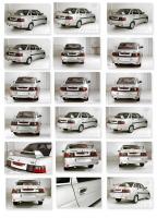 Рекламная съёмка автомобиля
