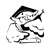 Лого информационной службы.