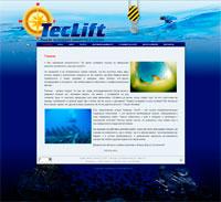 Сайт Teclift