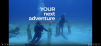 """Рекламный ролик для дайвинг центра : """"Great Turtle"""""""