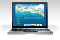 Сайт торговой марки Рыбуня