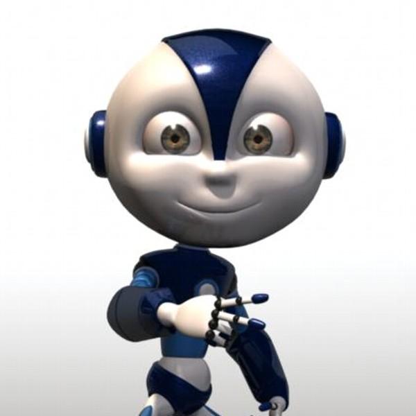 """Модель Робота - Ребёнка """"Роботёнок"""" фото f_4b570582ad9fc.jpg"""