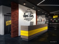Магазин HardStore