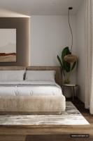 Вариант решения интерьера спальни