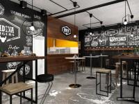Бургерная Zhadina Burgers в Ростове