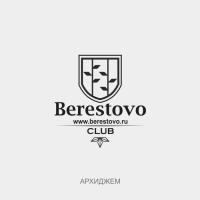 Логотип коттеджного поселка «БЕРЕСТОВО»