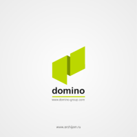 Логотип «Домино»
