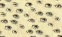 """""""Глаза"""" - скетч. Карандаш, бумага"""