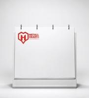 Логотип «Metall Heart» 1