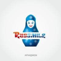 Логотип бутика «RUSSMILE»