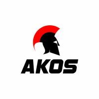 ACOS - бренд производителя спортивной одежды (дополнительный вариант).