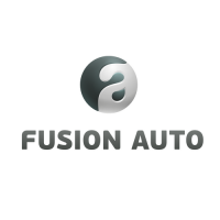 FUSION AUTO — автоэскорт премиум-класса. Название, логотип, сайт.